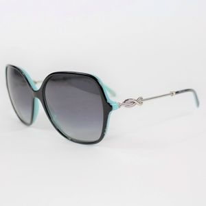 Tiffany & Co. Infrinity TF4145BF Black Azure/Grey